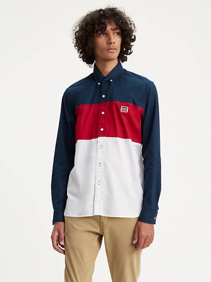 Colorblock Pacific Shirt