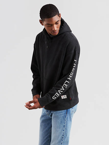 Levi's® X Justin Timberlake Oversized Graphic Hoodie