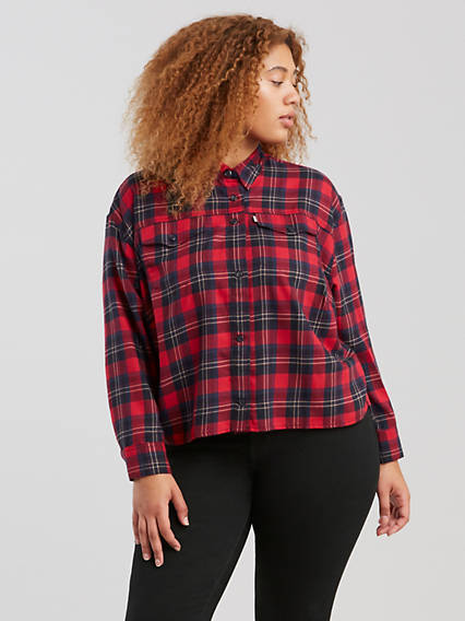 Ash Shirt (Plus Size)