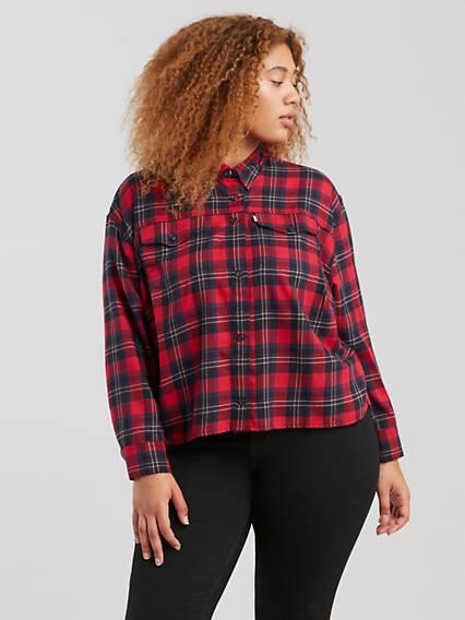 Ash Shirt (Plus)