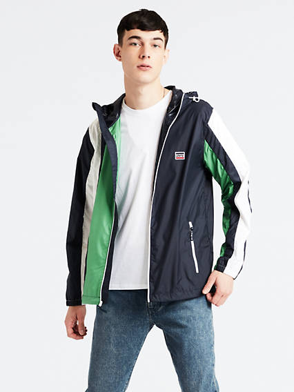 Vertical Windrunner Jacket