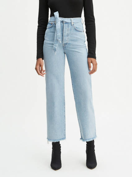 Ribcage Straight Jeans
