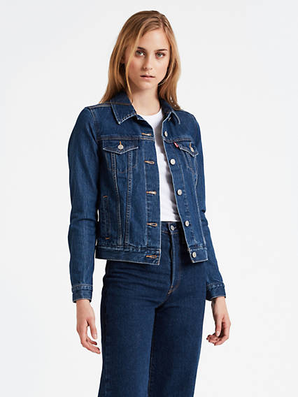 a41cb0bf1ad Jean Jackets - Shop Women s Denim Jackets   Outerwear