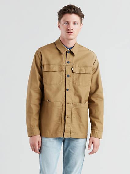 Levi's® Workwear Utility Trucker Jacket