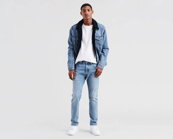 1a5979dc44ba Levi s® X Justin Timberlake 501® Slim Taper Jeans - Medium Indigo ...