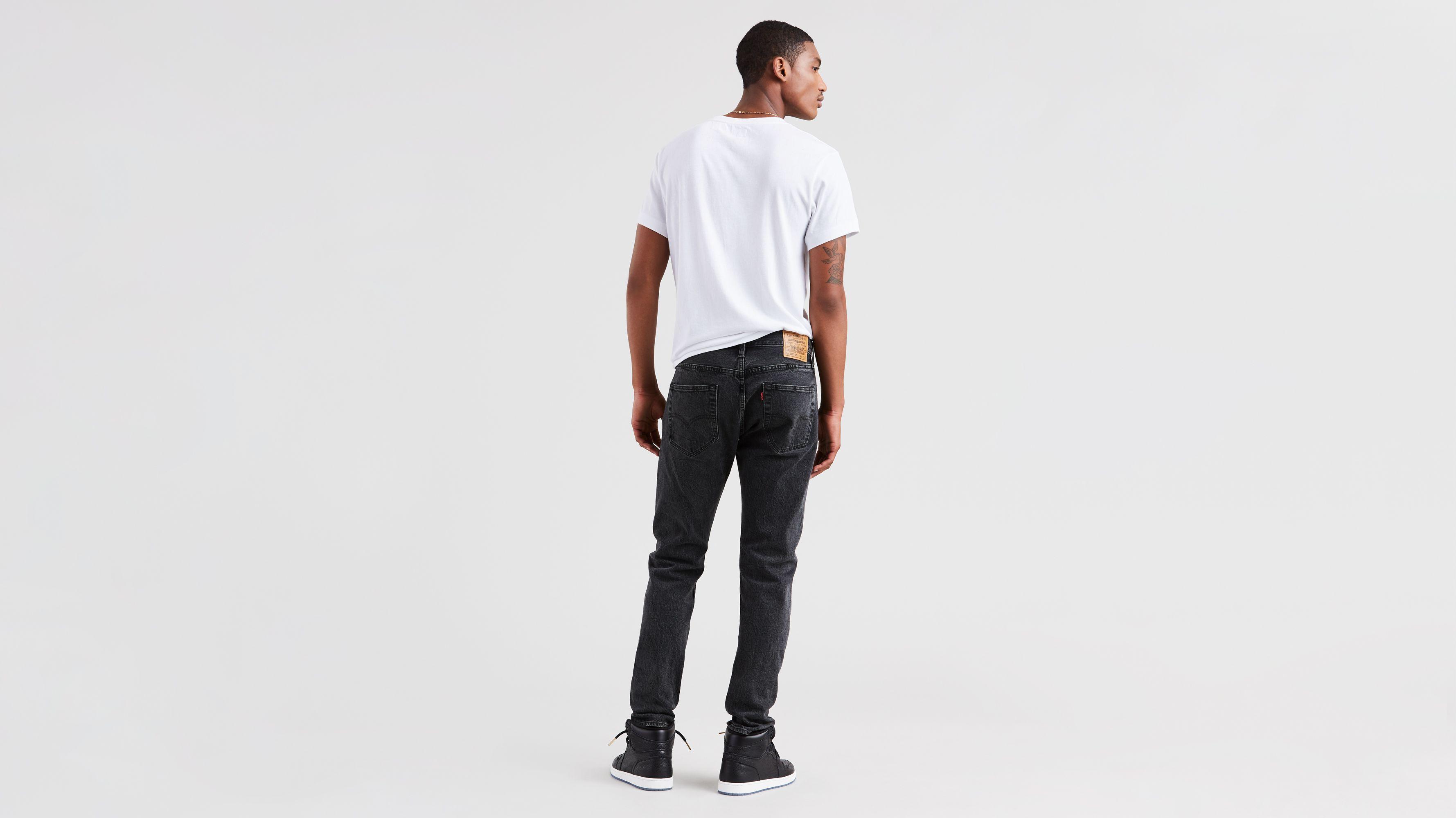 e8c911be Levi's® X Justin Timberlake 501® Slim Taper Jeans - Black | Levi's® GB