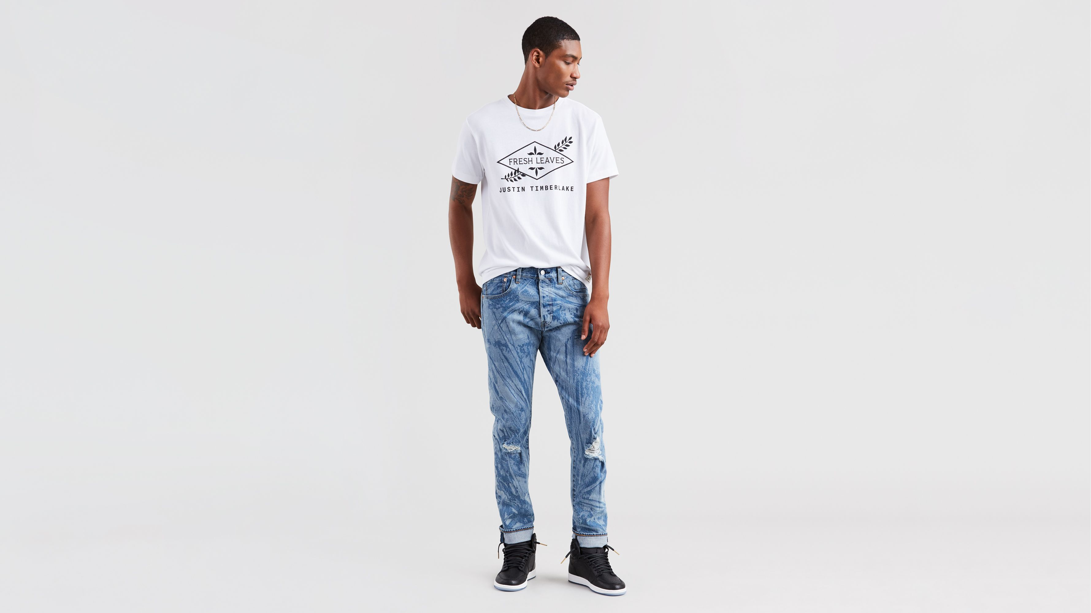 Every item in the Levi's x Justin Timberlake collection