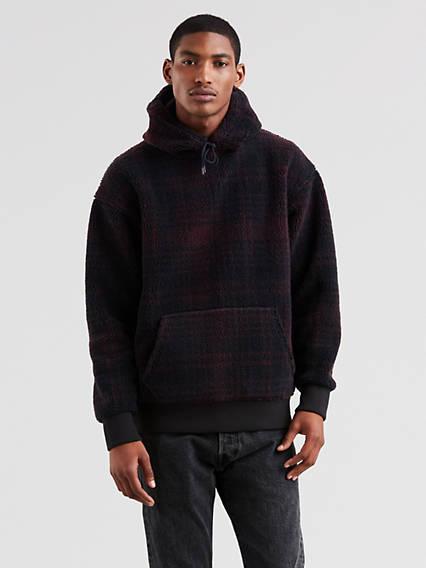 Levi's® X Justin Timberlake Oversized Sherpa Hoodie