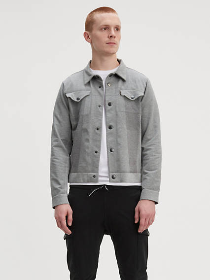 Levi's® Engineered™ Jeans Knit Trucker Jacket