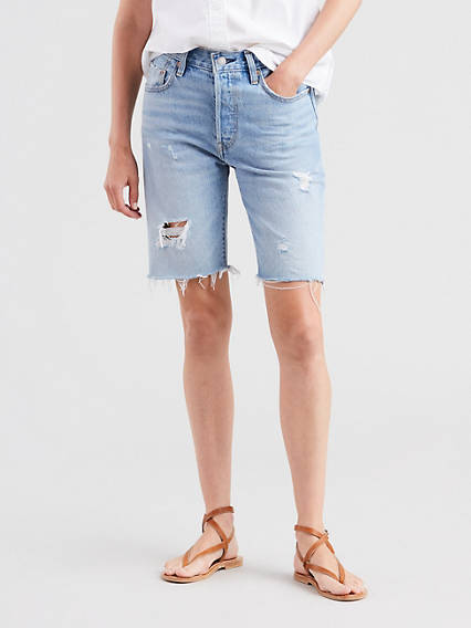 detailing free delivery innovative design Women's Sale Boyfriend Shorts & Capris | Levi's® US