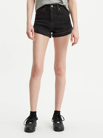 Levi's® Extra Mom Shorts