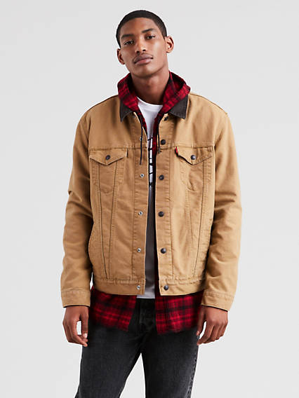Levi's® X Justin Timberlake Lined Trucker Jacket