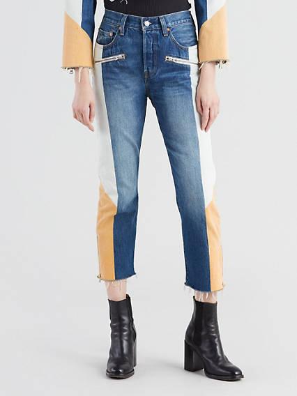 501® Original Moto Jeans