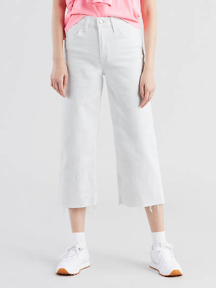 15e0f49f62 Women's White Jeans - Shop White Denim Jeans for Women | Levi's® US