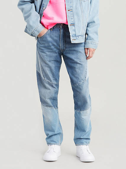 Hi-Ball Roll Moto Men's Jeans