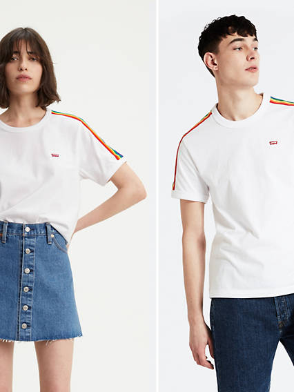 T-shirt ras du cou Levi'sMD Fierté