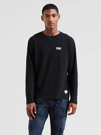 Levi's® X Justin Timberlake Long Sleeve Graphic Mighty Tee