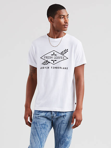 Levi's® X Justin Timberlake Short Sleeved Tee