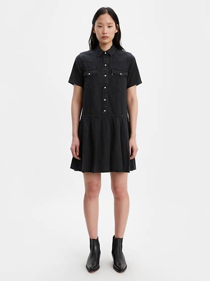 b41a728dcc516 Denim Skirts & Dresses - Shop Jean Skirts & Dresses | Levi's® US