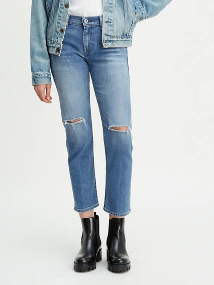 Boyfriend Selvedge Jeans