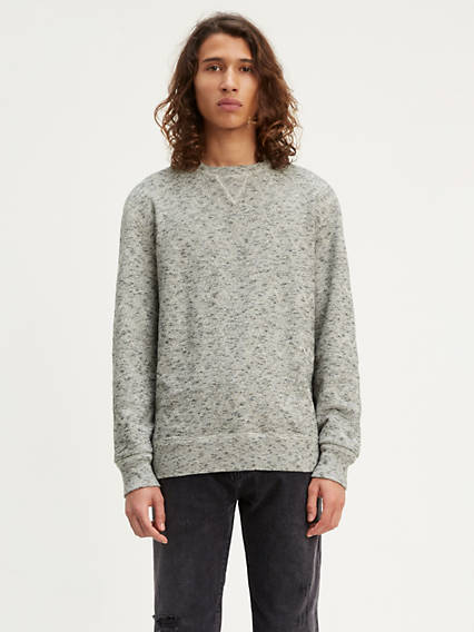 Levi's® Made & Crafted® Geo Crewneck Sweatshirt