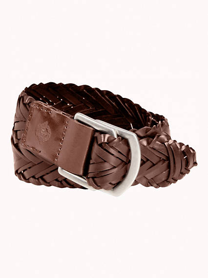 Alpha Braided Belt
