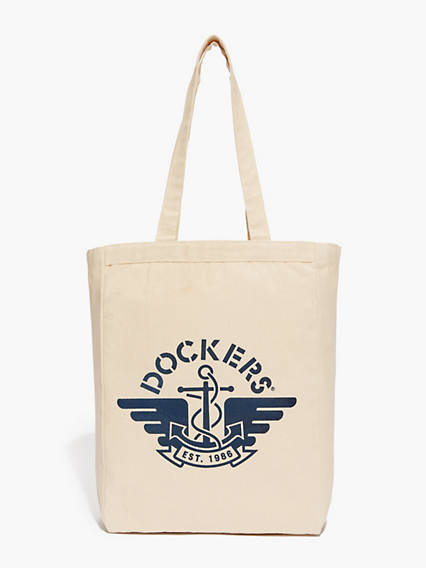 Dockers Logo Tote Bag