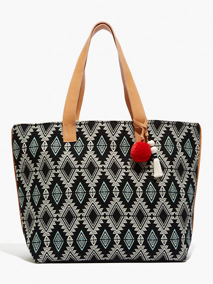 Mercado Emilia Tote Bag