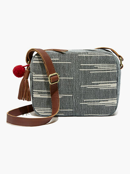 Mercado Cross Body Alba Bag