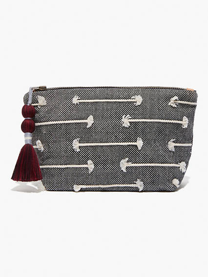 Mercado Mini Cristina Cosmetic Pouch