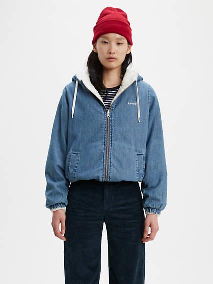 Danielle Reversible Jacket
