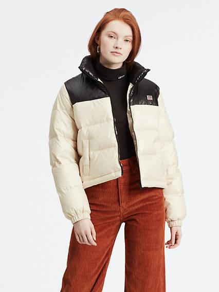 sale retailer 97a42 50708 Women's Coats & Jackets | Levi's