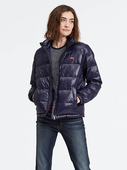 Valerie Down Packble Jacket