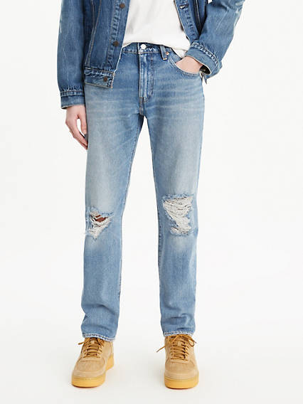 502(MC) Jean fuselé traditionnel Levi's(MD) x Justin Timberlake