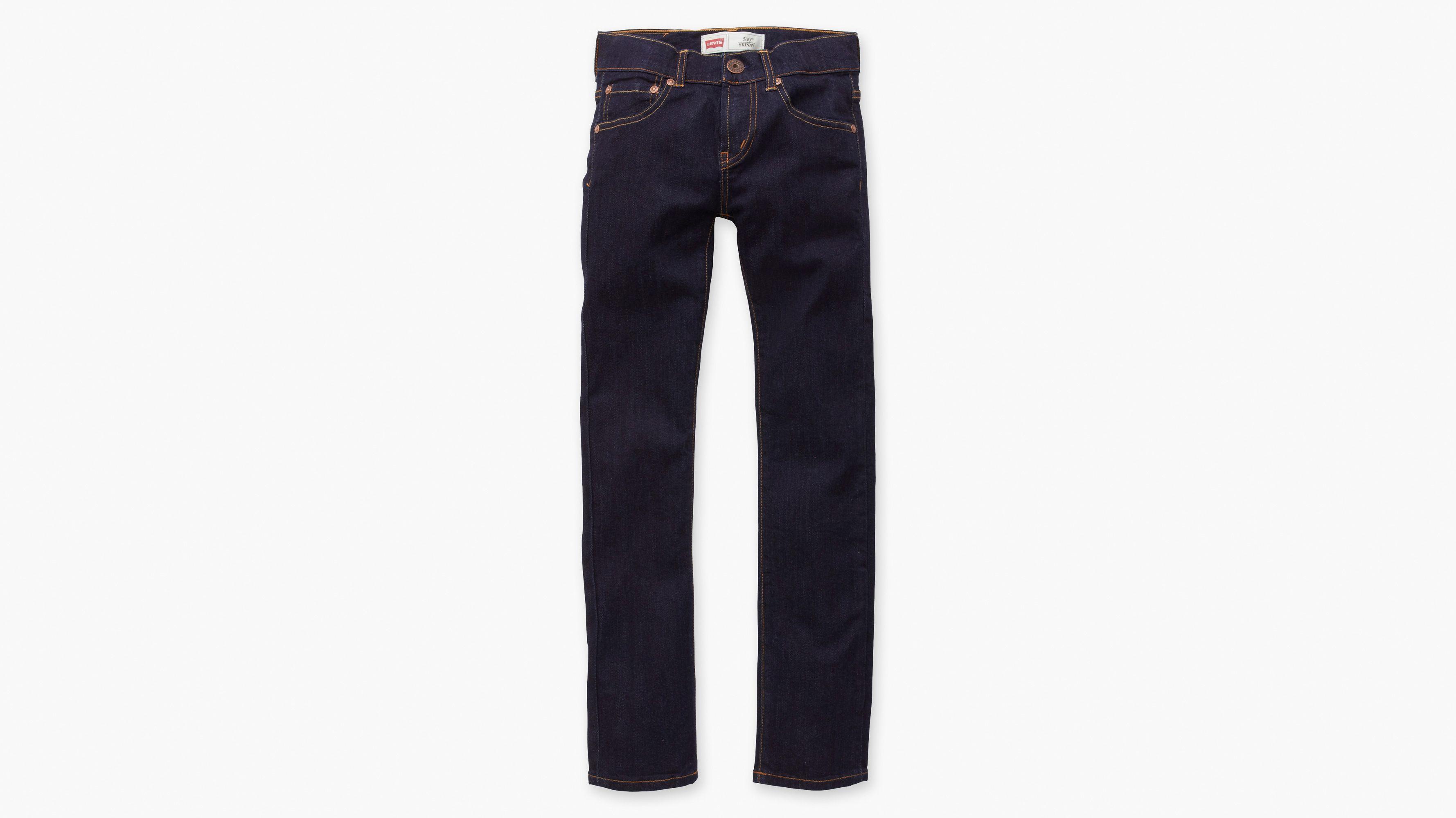 2effd0eeb Boys 510™ Skinny Fit Jeans - Blue | Levi's® GB