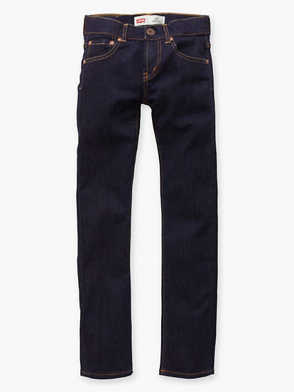 fd89ed70 Boys 510™ Skinny Fit Jeans - Blue | Levi's® GB