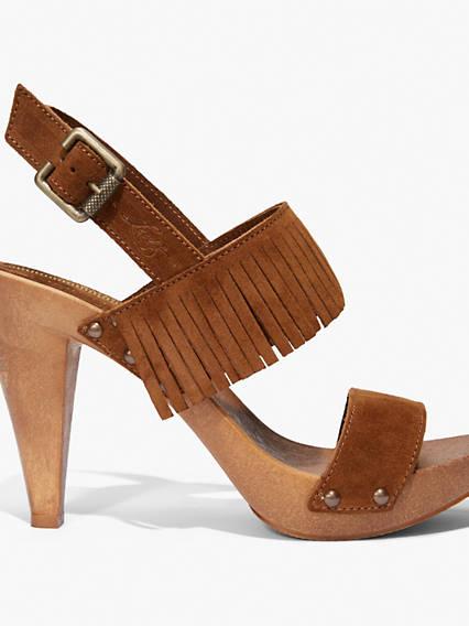 Mirage Fringe Sandal