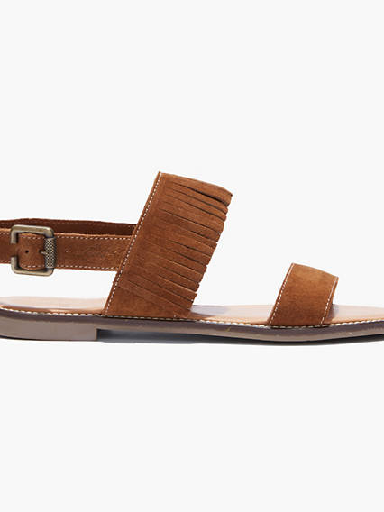 Cotati Fringe Sandal