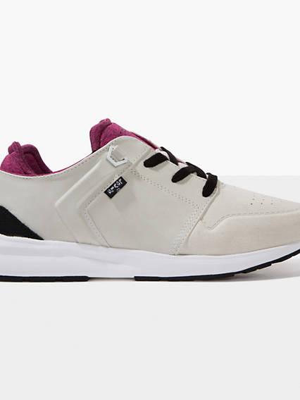 Black Tab Sneaker