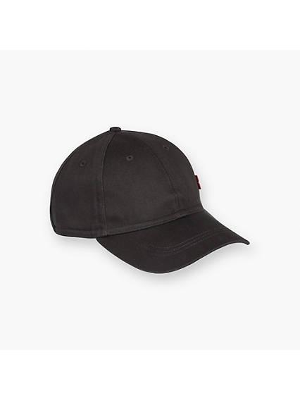 Classic Twill Red Tab Baseball Cap