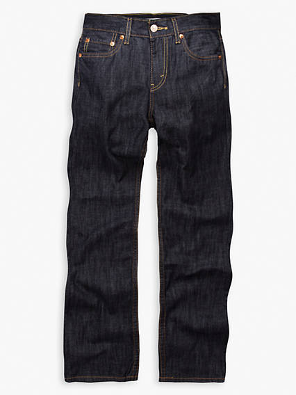 Boys 8 20 514 Slim Straight Jeans Husky