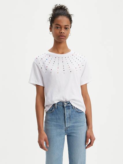 Studded Tee Shirt