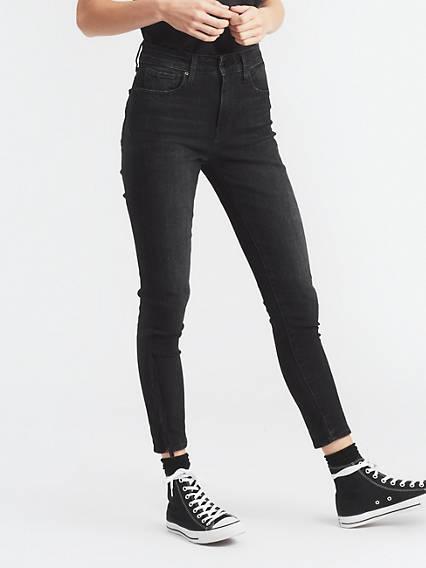 721™ High-Waisted Fringe Ankle Jeans