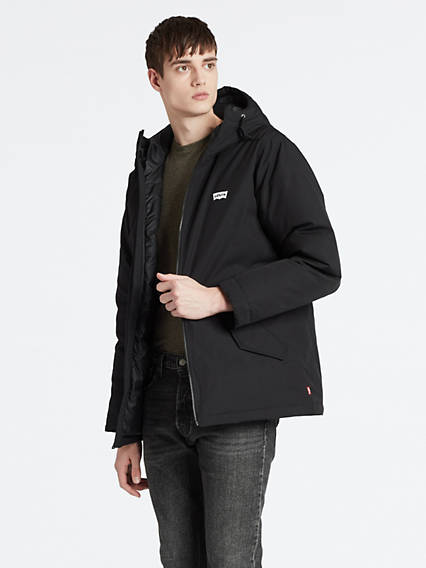 Down Bay Parka