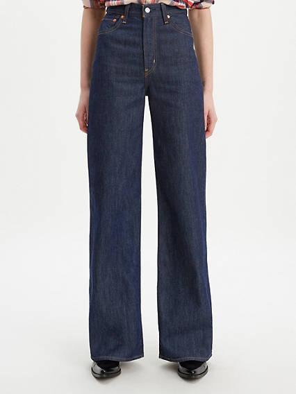 Ribcage Wide Leg Women's Jeans