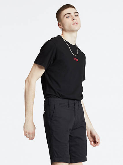 Oversized Baby Tab Tee Shirt
