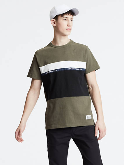 Mighty Pieced Tee