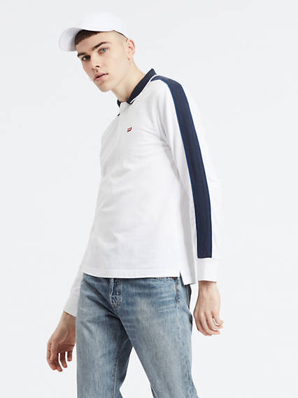 Levi's® Pieced Polo
