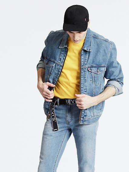 Zip Trucker Jacket