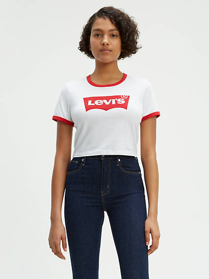 53000828 Women's Shirts, Denim Blouses, Tank Tops & T-Shirts | Levi's® US
